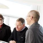 Projektledelse er en spændende hverdag (foto hansentoft.dk)